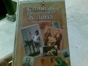 cronicas para olvidar