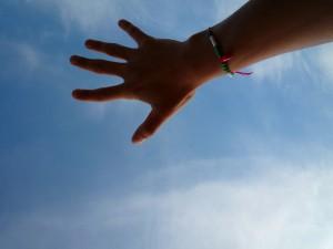 agarrando el cielo