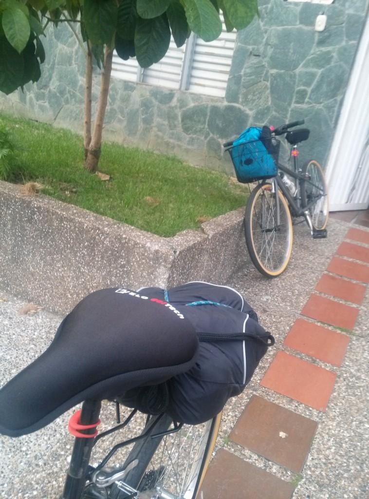 bicicletas listas para ir al carmen