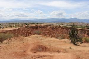 los hoyos del desierto, san agustin