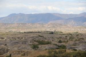valle gris del desierto, san agustin