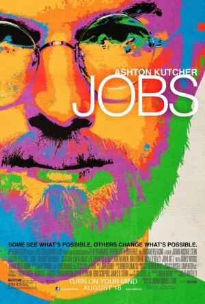 Jobs, afiche