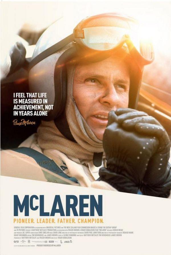 McClaren 2017